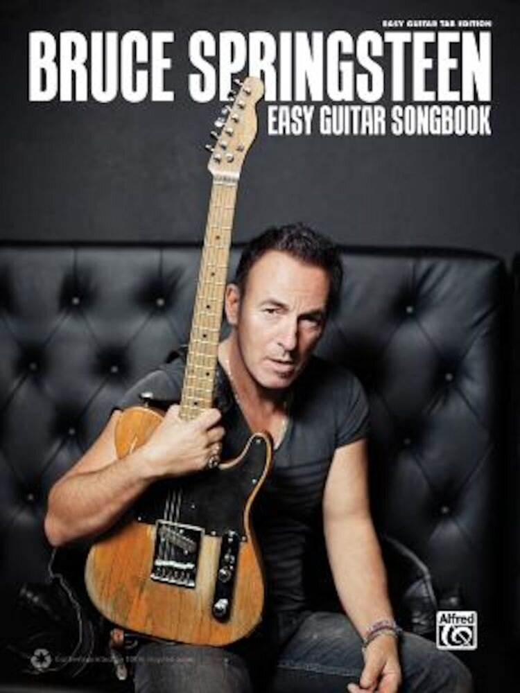 Bruce Springsteen Easy Guitar Songbook: Easy Guitar Tab, Paperback