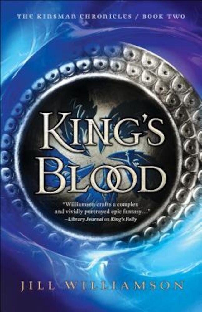 King's Blood, Paperback