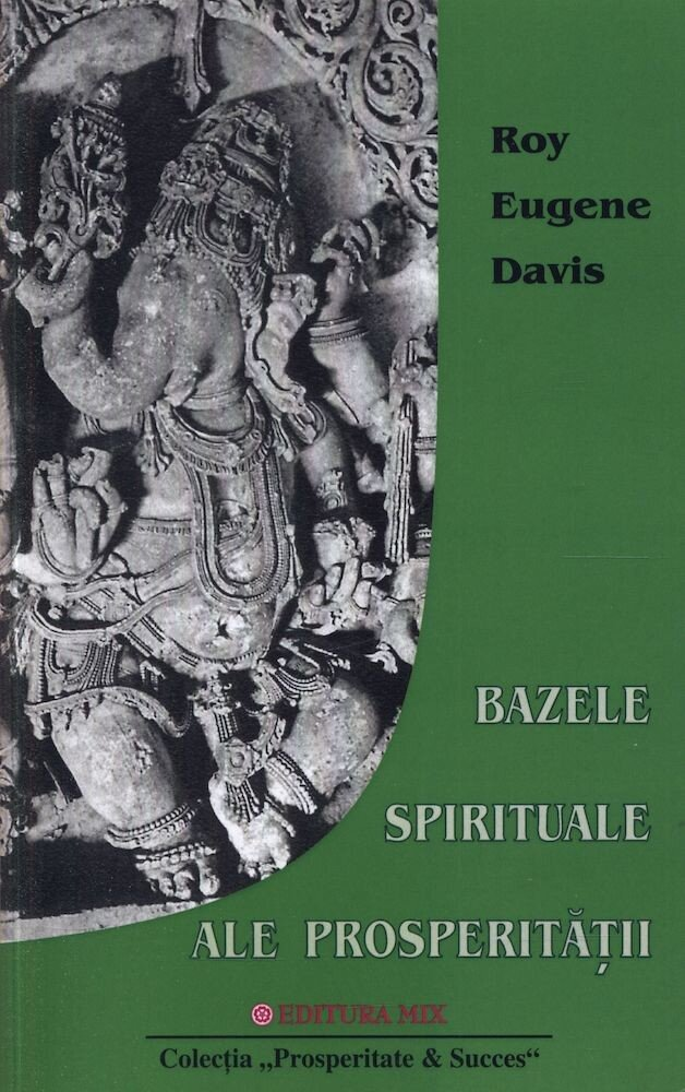Coperta Carte Bazele spirituale ale prosperitatii