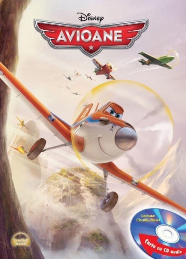 Avioane. Editia prescurtata. Carte cu CD audio