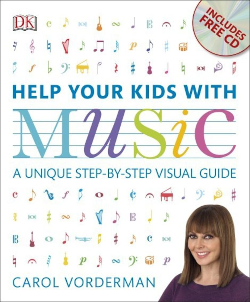 Help Your Kids with Music - English Version (includes CD)