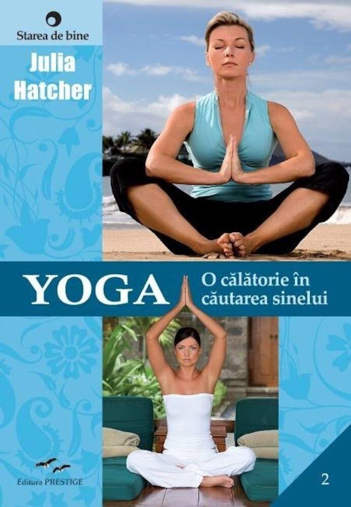 Coperta Carte Yoga. O calatorie in cautarea sinelui