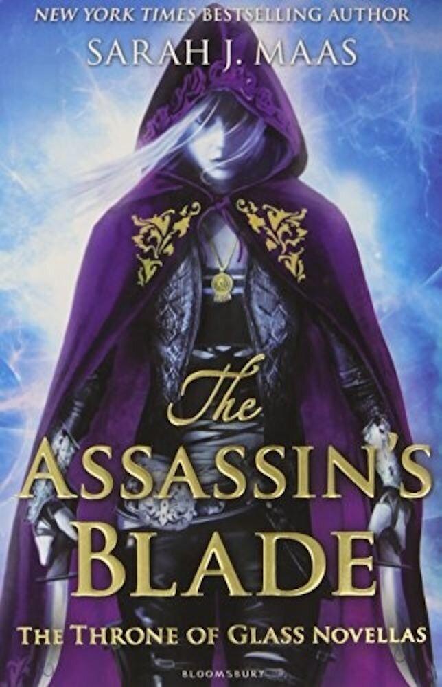 Coperta Carte The Assassin's Blade: The Throne of Glass Novellas