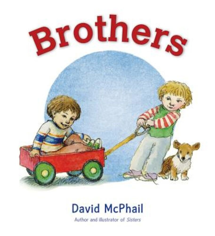 Brothers, Hardcover