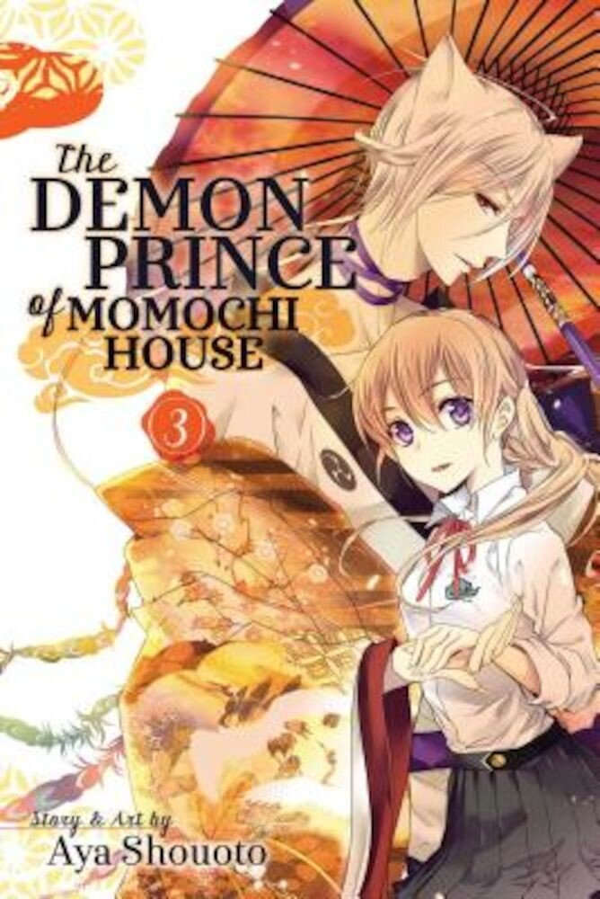 The Demon Prince of Momochi House, Vol. 3, Paperback