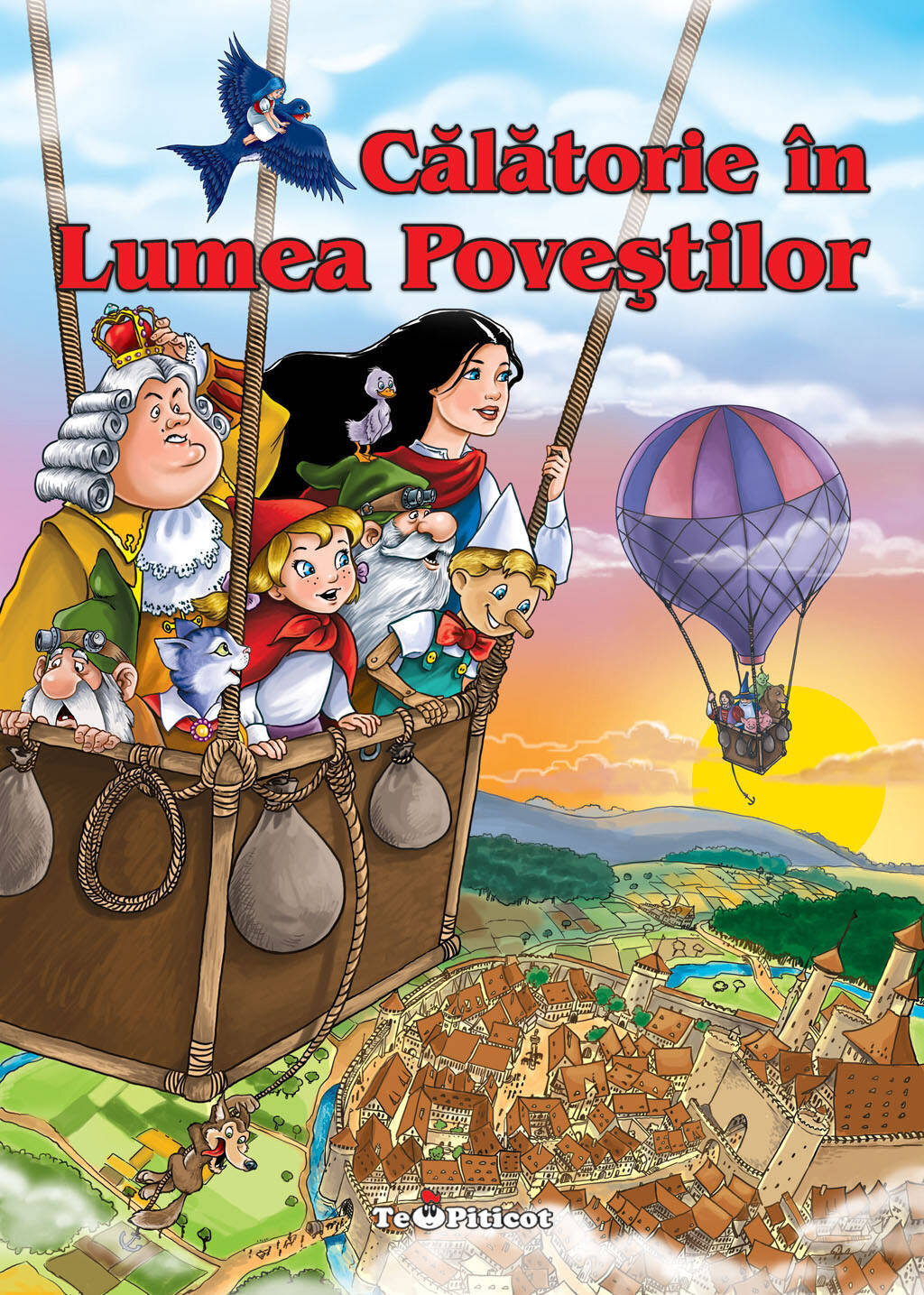 Calatorie in Lumea Povestilor (eBook)