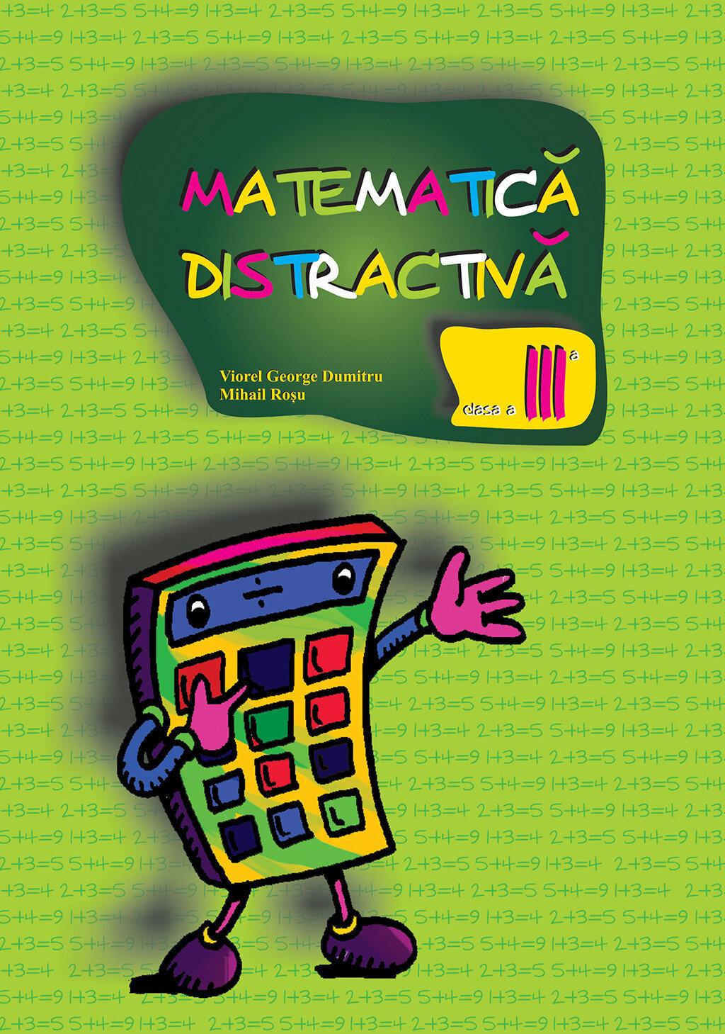 Matematica distractiva. Clasa a III-a (eBook)
