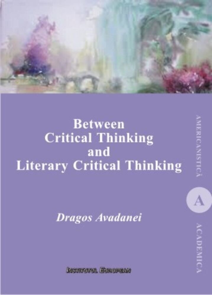 Between Critical Thinking and Literary Critical Thinking