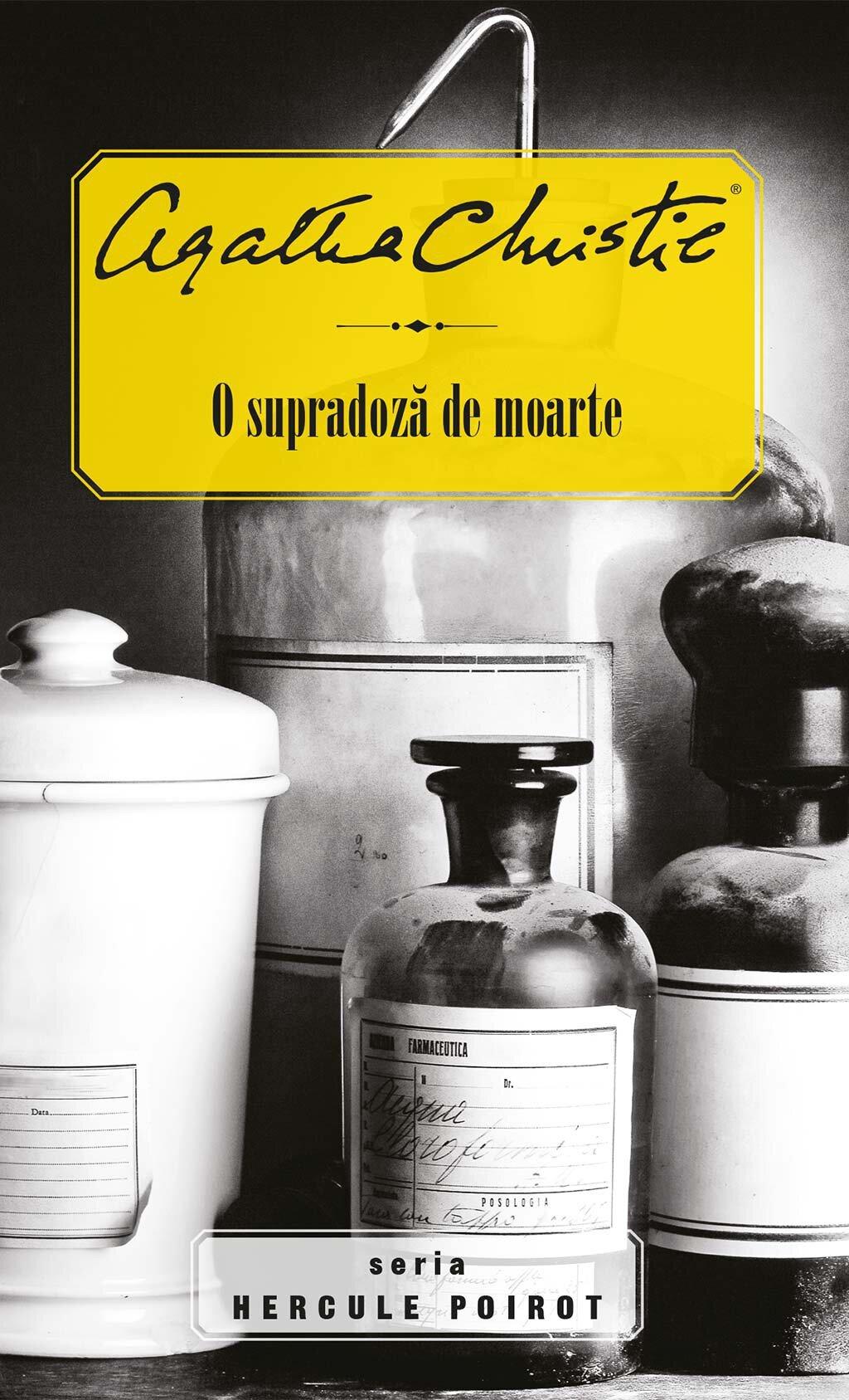 O supradoza de moarte (eBook)