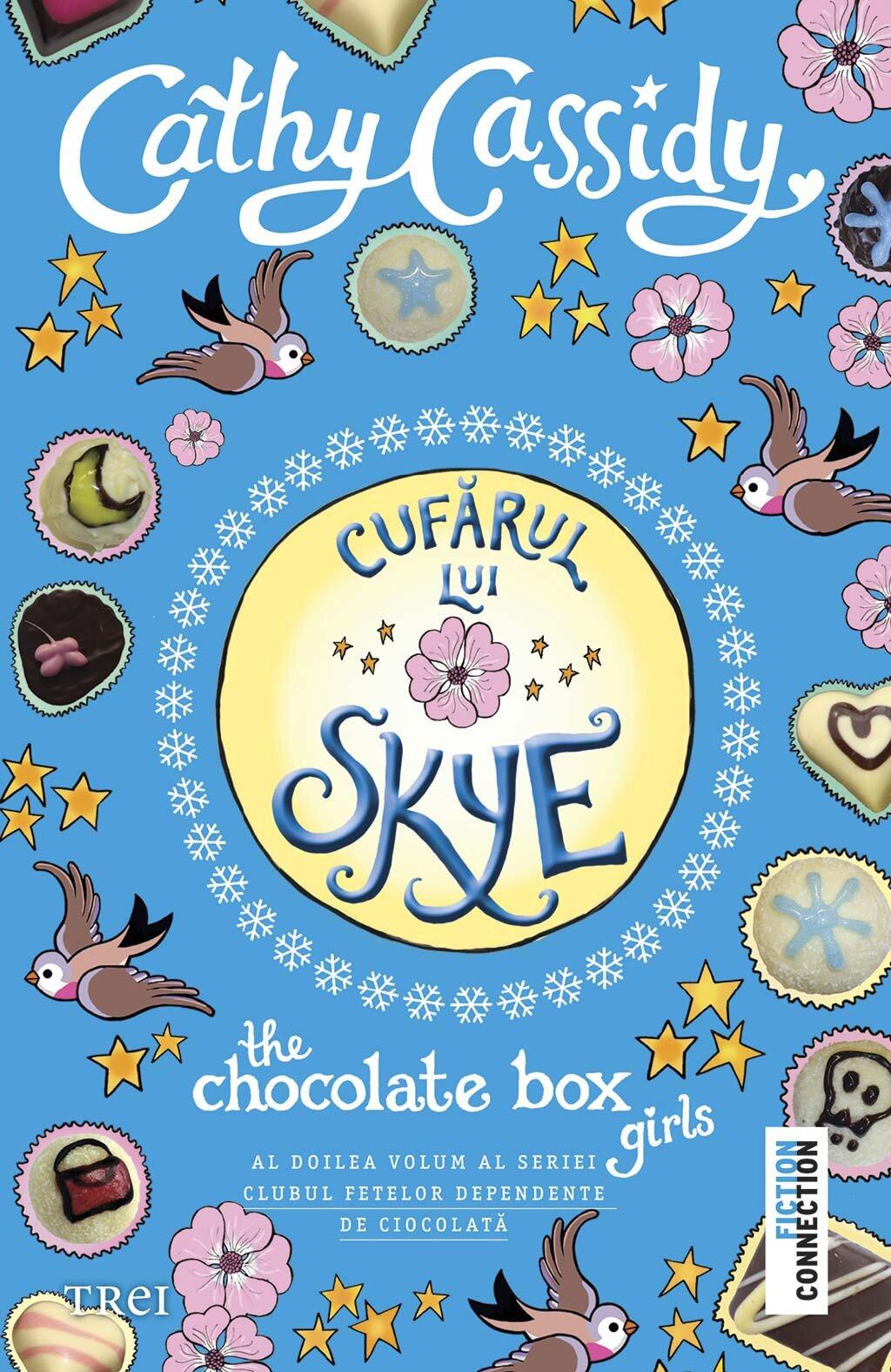 Cufarul lui Skye PDF (Download eBook)