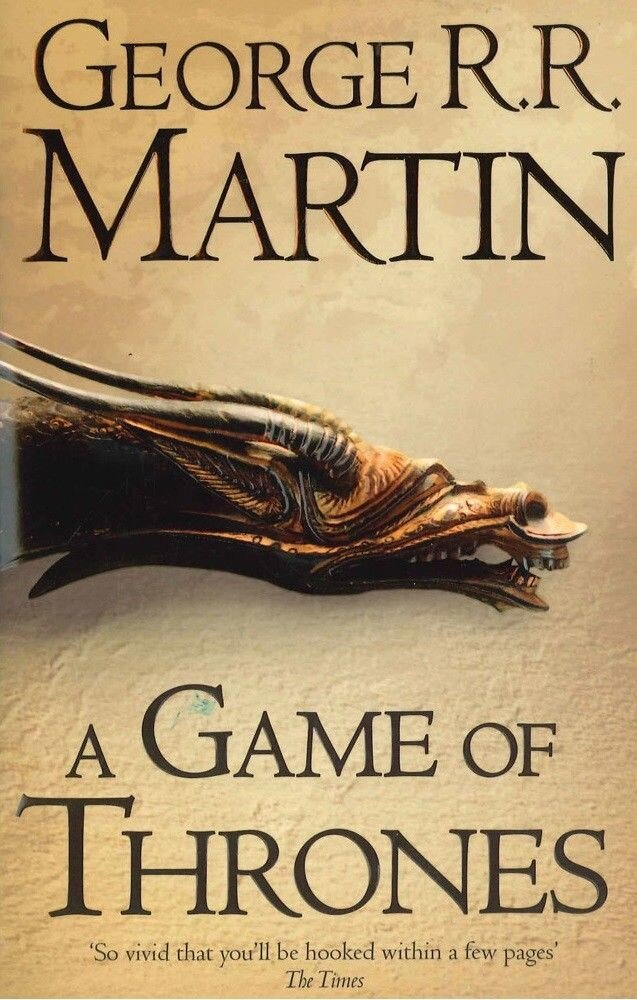 A Game of Thrones, Song Of Ice & Fire, Vol. 1