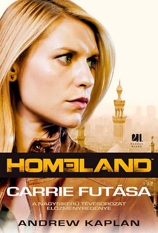 Homeland - Carrie futasa (eBook)