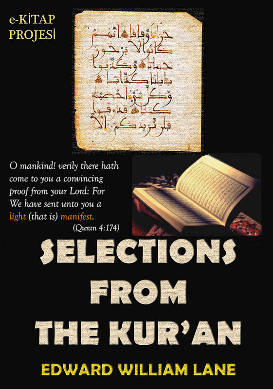 Selections From The Kur-an (eBook)