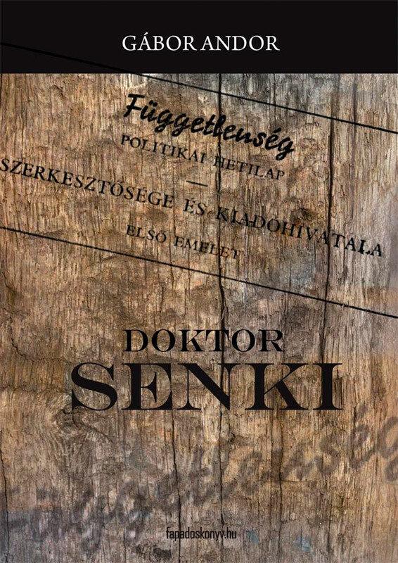 Doktor Senki (eBook)