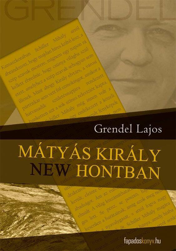 Matyas kiraly New Hontban (eBook)