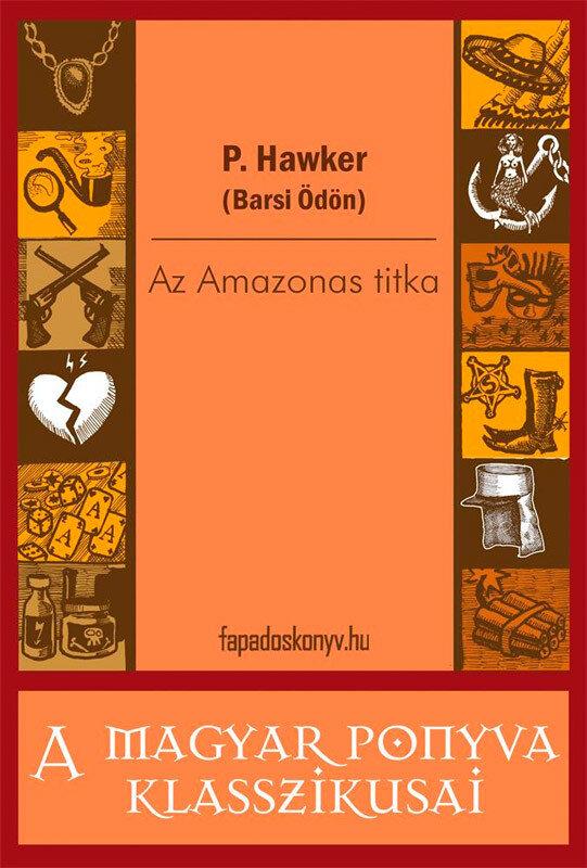 Az Amazonas titka (eBook)