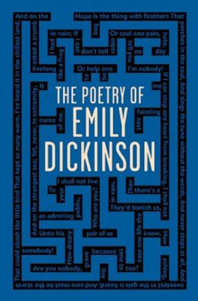 The Poetry of Emily Dickinson, Paperback