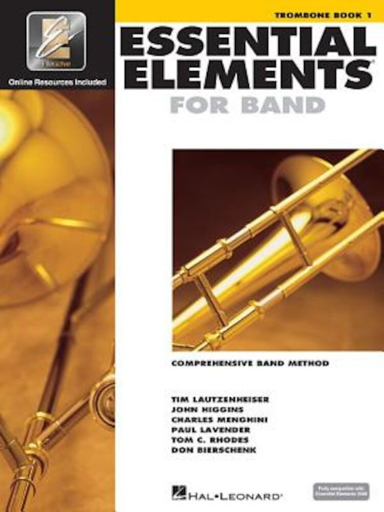 Essential Elements for Band - Trombone Book 1 with Eei, Paperback