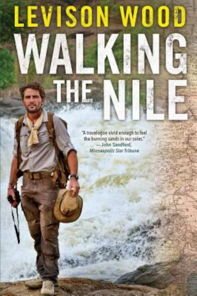 Walking the Nile, Paperback