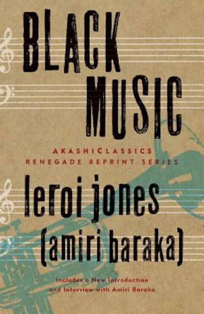 Black Music, Paperback