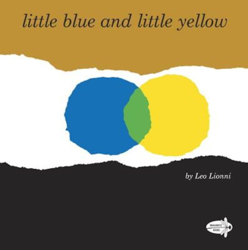 Little Blue and Little Yellow, Paperback