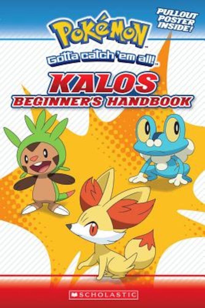 Pokemon: Kalos Beginner's Handbook, Paperback