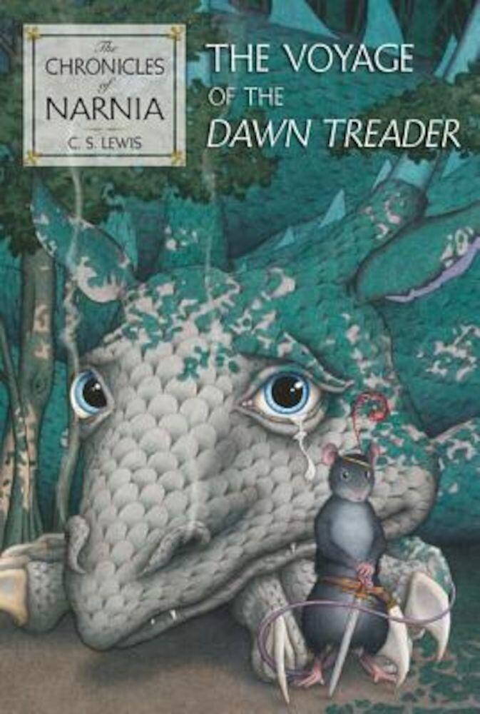 The Voyage of the Dawn Treader, Paperback