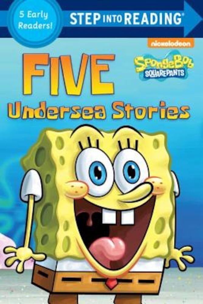 Five Undersea Stories (Spongebob Squarepants), Paperback