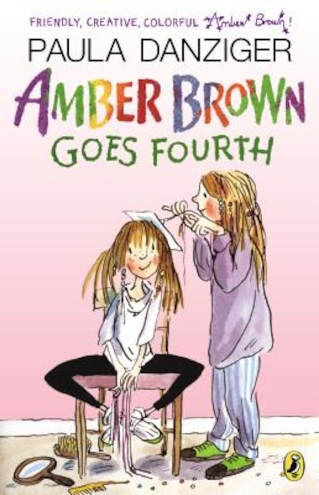 Amber Brown Goes Fourth, Paperback