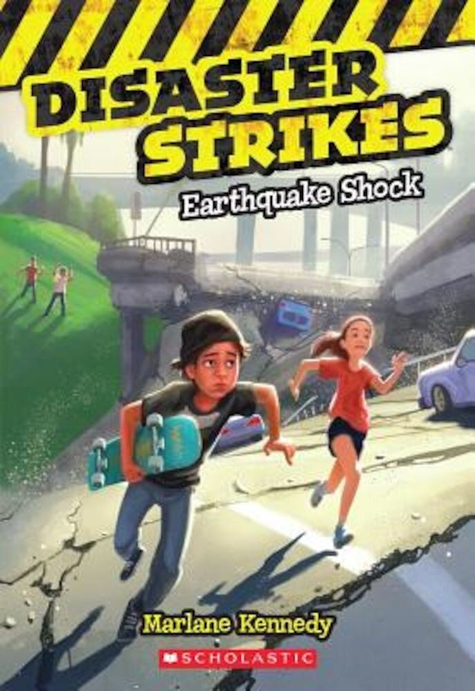 Earthquake Shock, Paperback