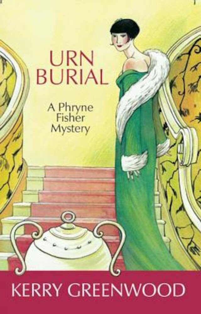 Urn Burial: A Phryne Fisher Mystery, Paperback