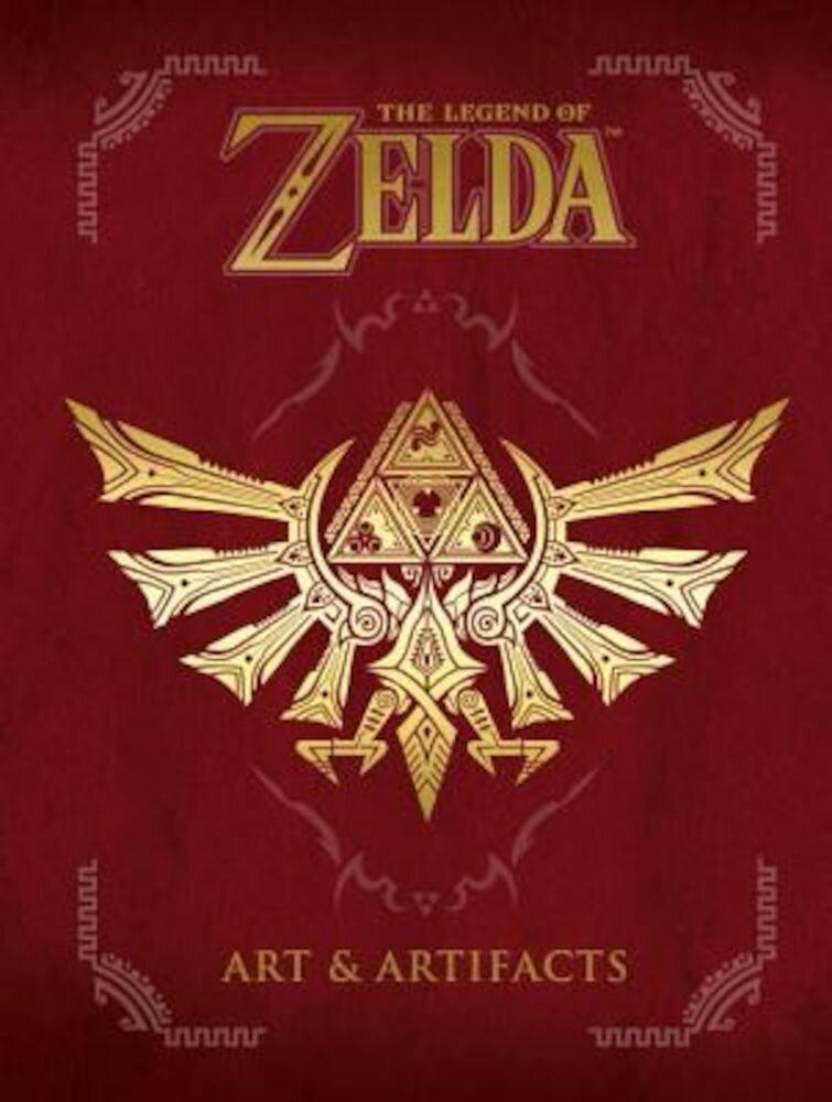 The Legend of Zelda: Art & Artifacts, Hardcover