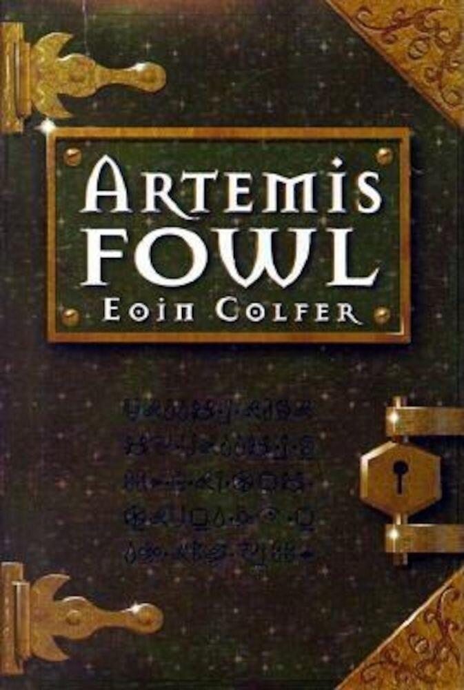 Artemis Fowl, Hardcover
