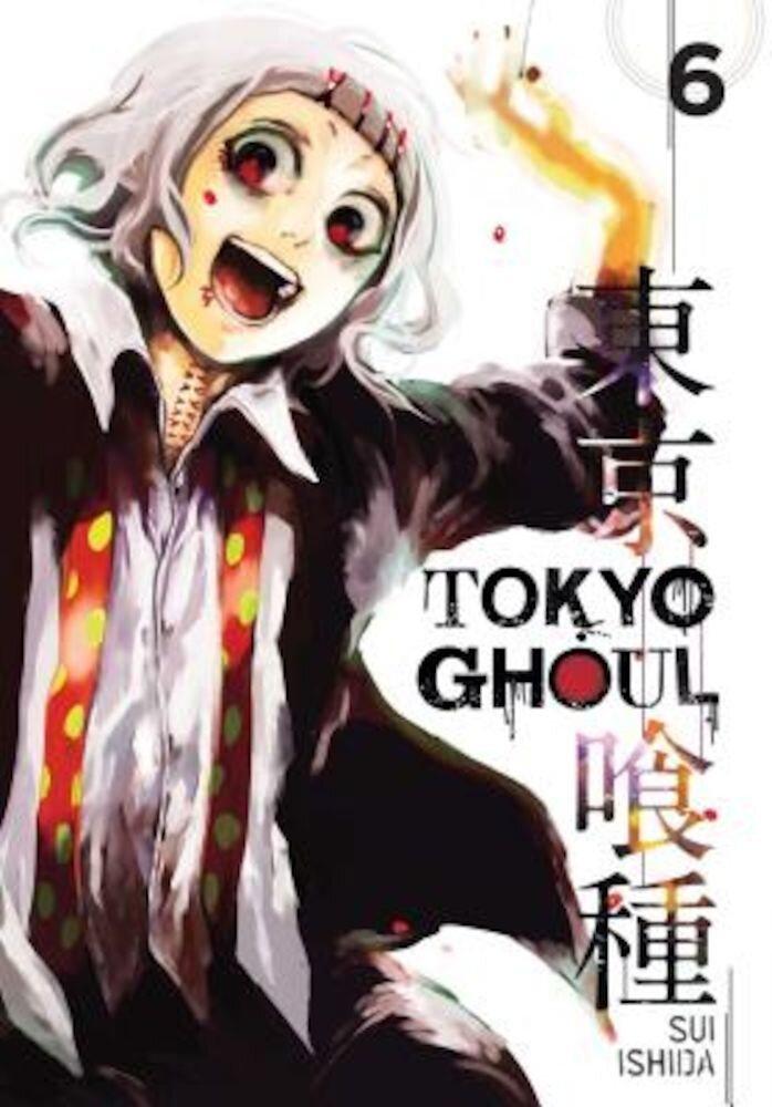 Tokyo Ghoul, Volume 6, Paperback
