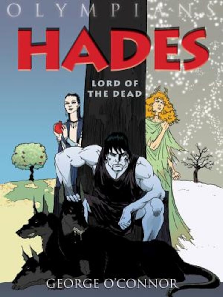 Hades: Lord of the Dead, Paperback