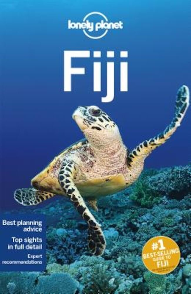 Lonely Planet Fiji, Paperback
