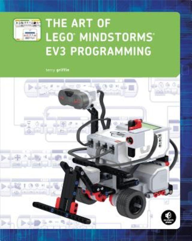 The Art of Lego Mindstorms EV3 Programming, Paperback