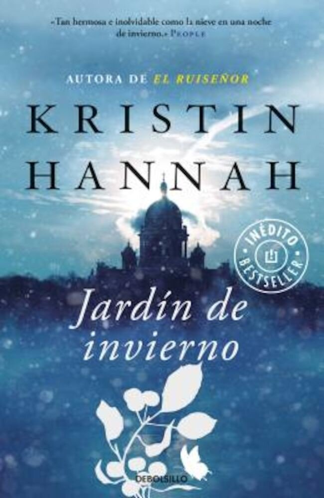 Jardin de Invierno / Winter Garden, Hardcover