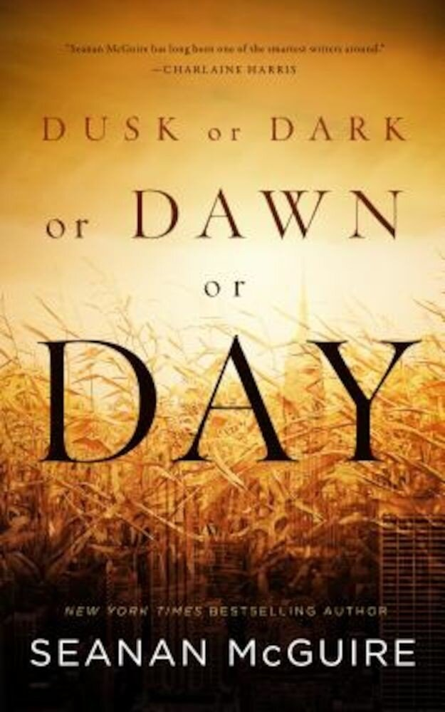 Dusk or Dark or Dawn or Day, Paperback
