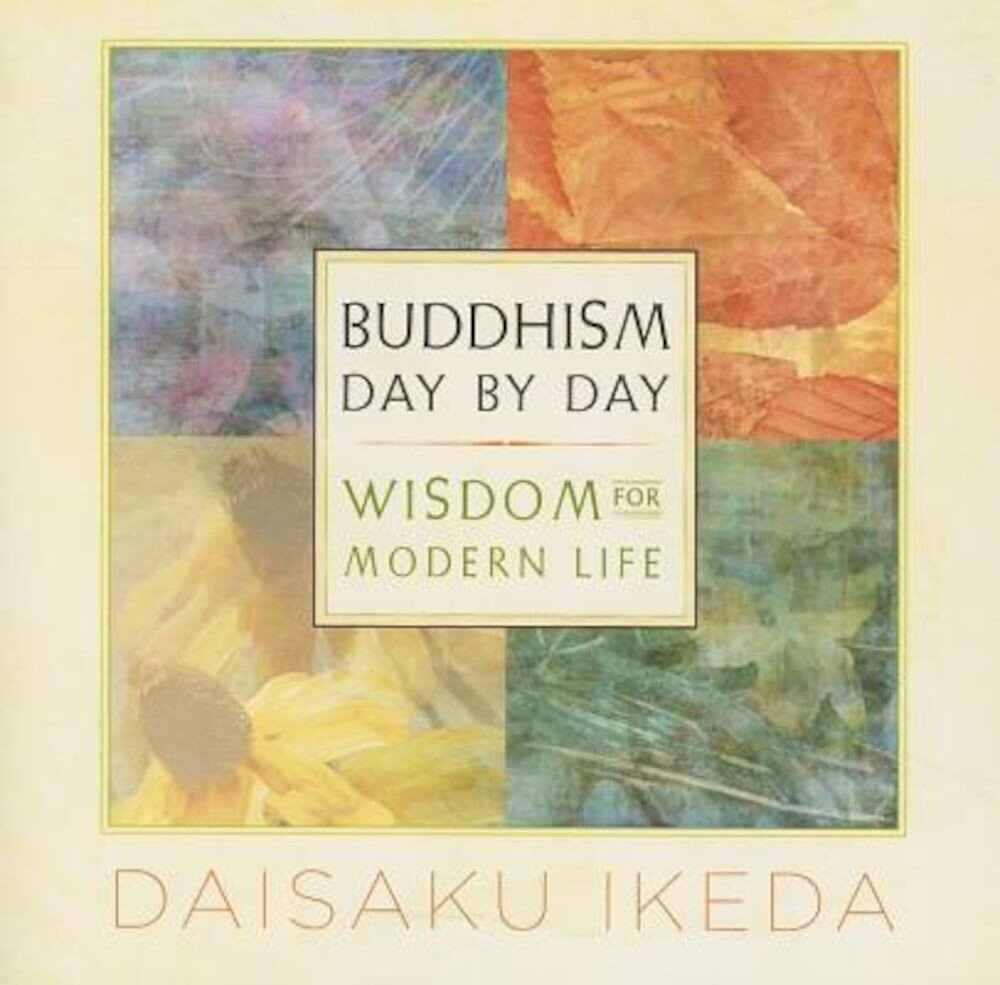 Buddhism Day by Day: Wisdom for Modern Life, Paperback