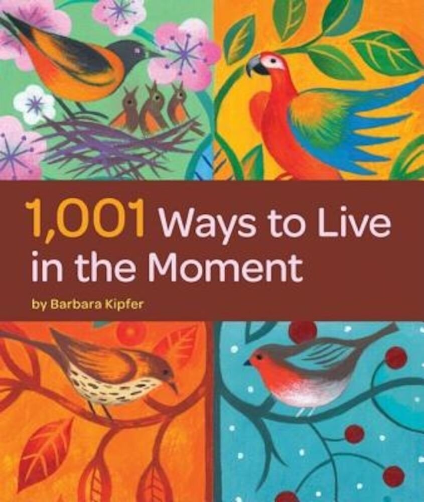 1,001 Ways to Live in the Moment, Paperback
