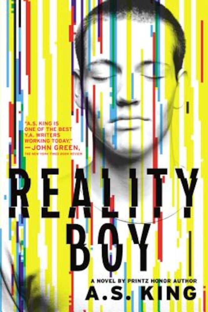 Reality Boy, Paperback