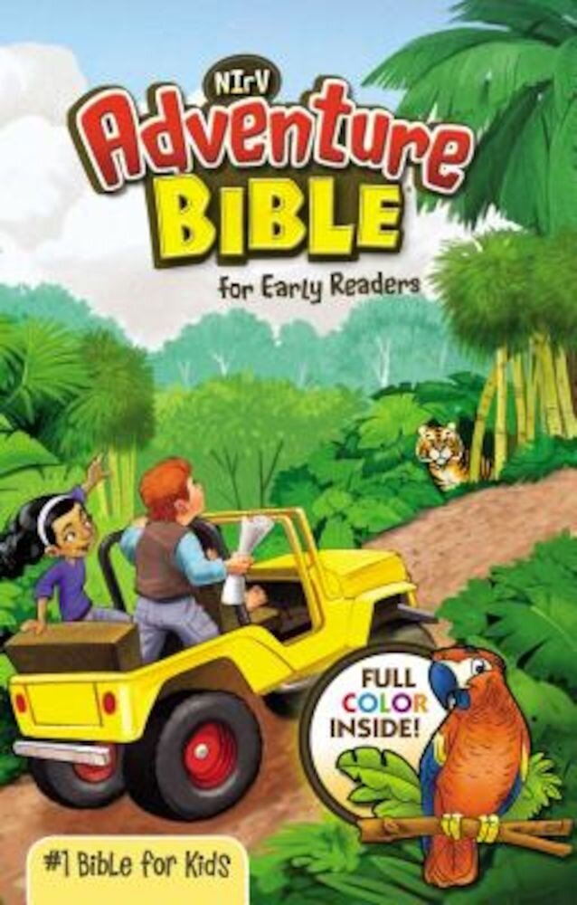 Adventure Bible for Early Readers-NIRV, Paperback