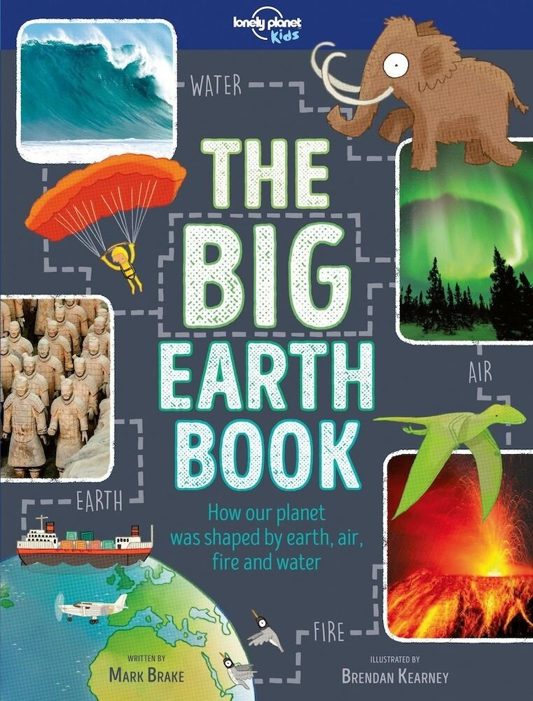 Coperta Carte The Big Earth Book