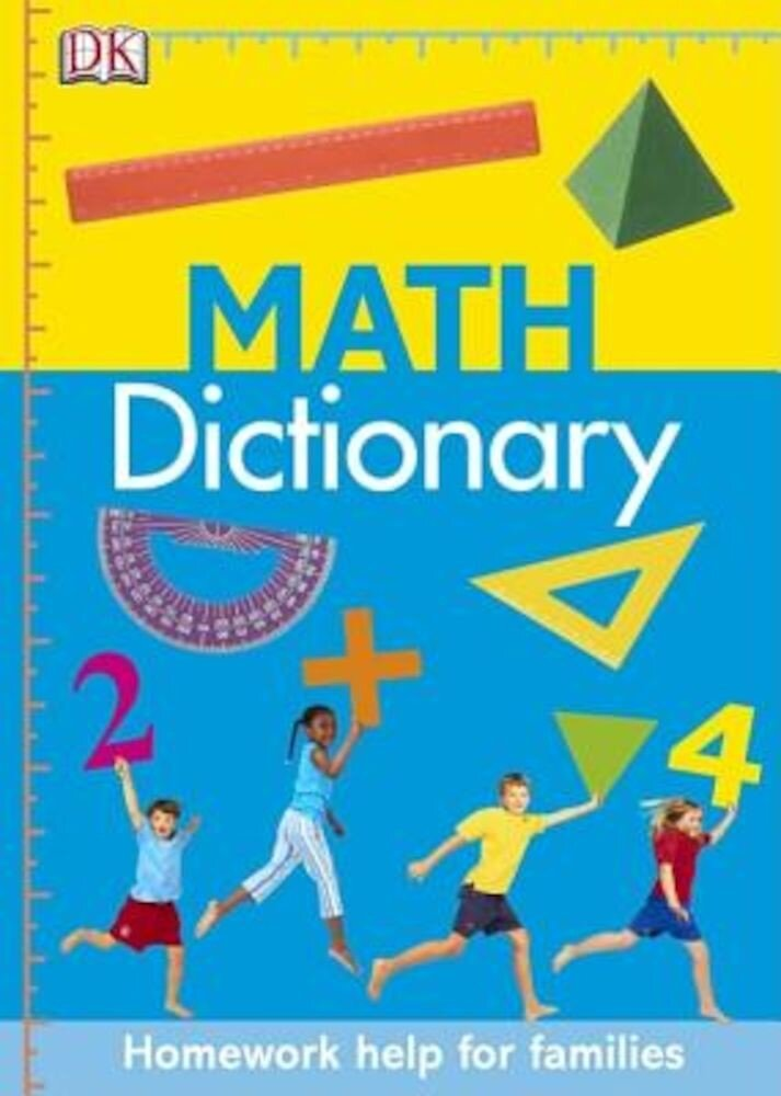 Math Dictionary, Hardcover