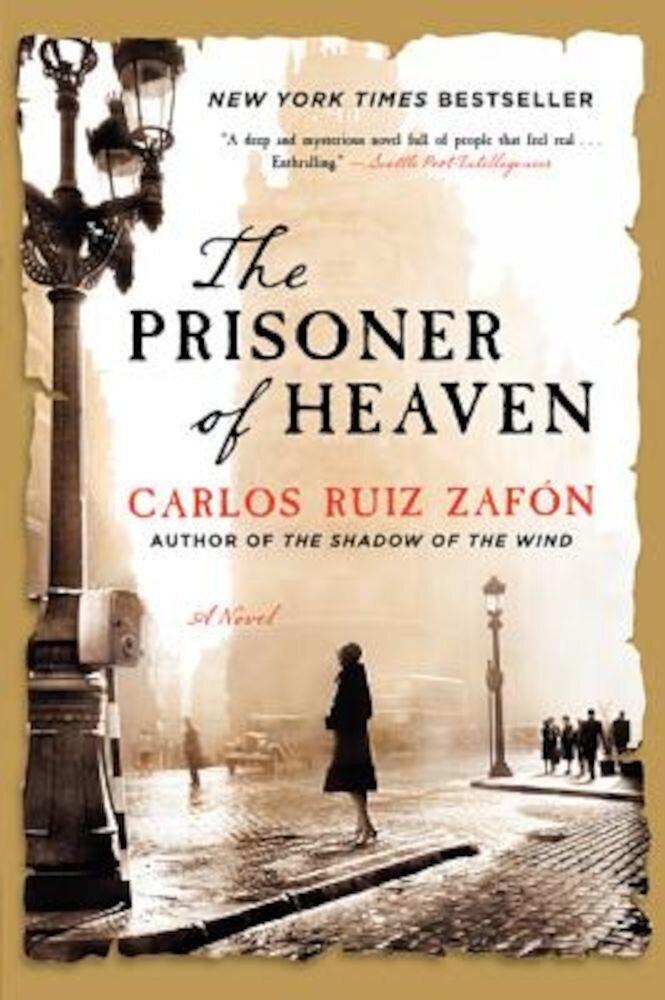 The Prisoner of Heaven, Paperback