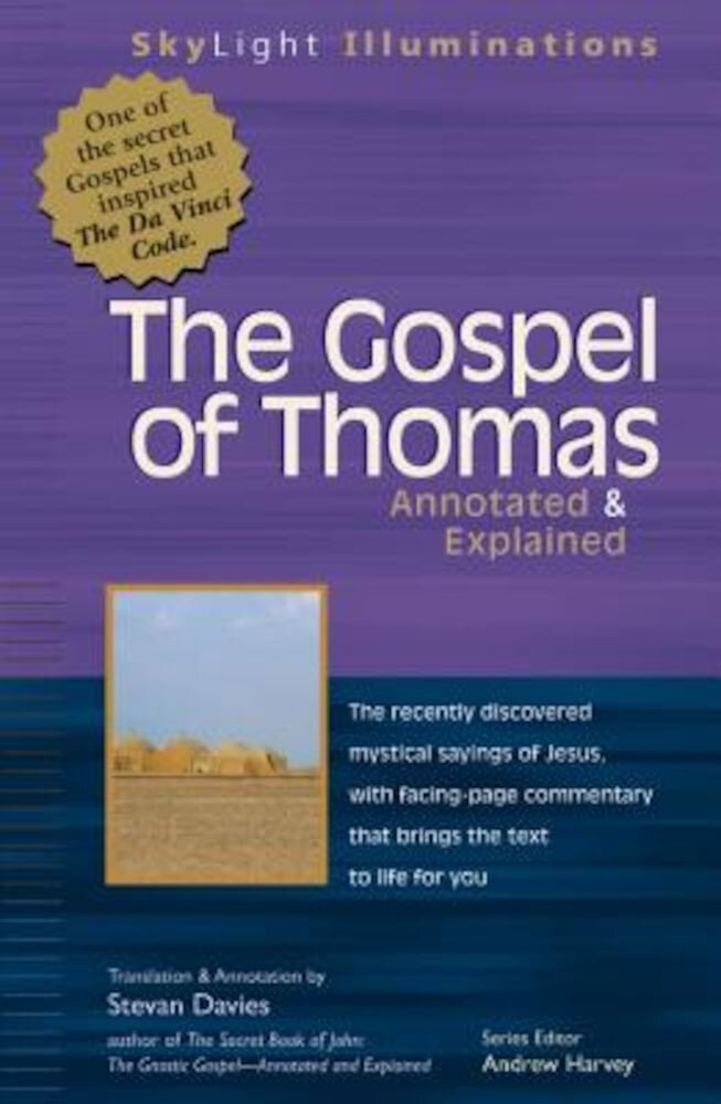 The Gospel of Thomas: Annotated & Explained, Paperback