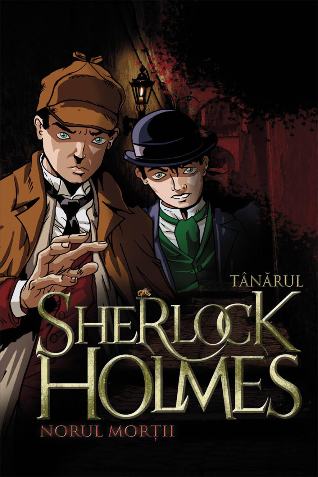 Tanarul Sherlock Holmes. Norul mortii (eBook)