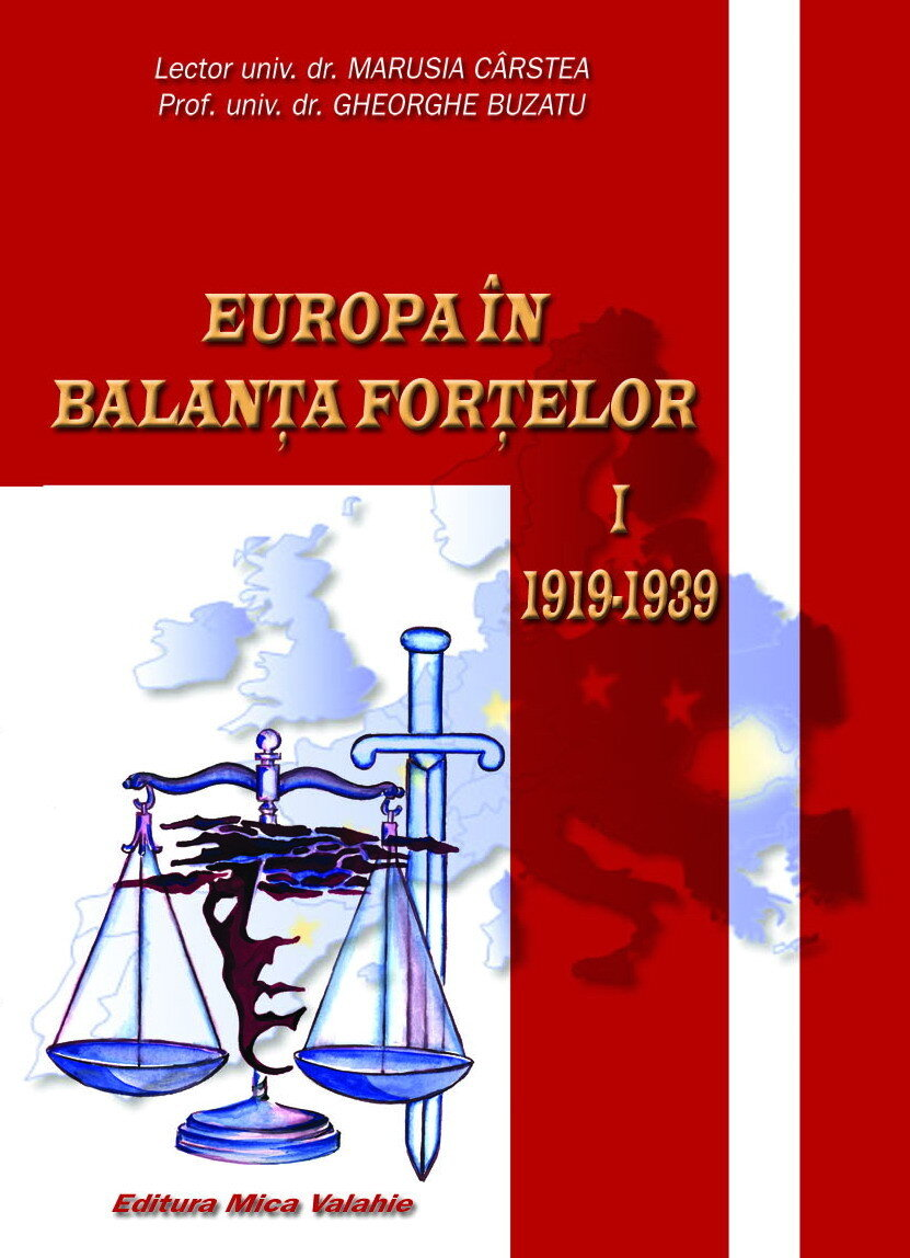 Europa in balanta fortelor (eBook)