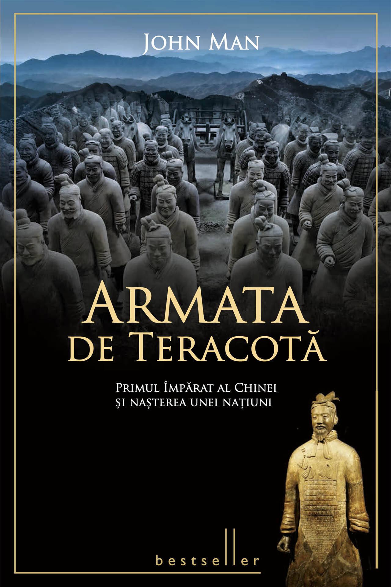 Armata de teracota. Primul imparat al Chinei si nasterea unei natiuni (eBook)